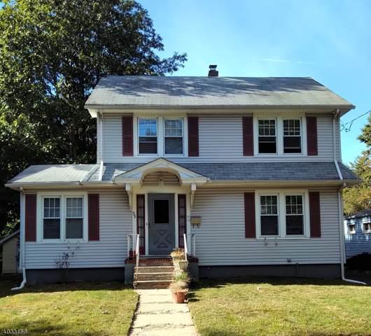448 Catalpa Ave, North Plainfield Boro, NJ 07063 (MLS #3590030) :: Pina Nazario