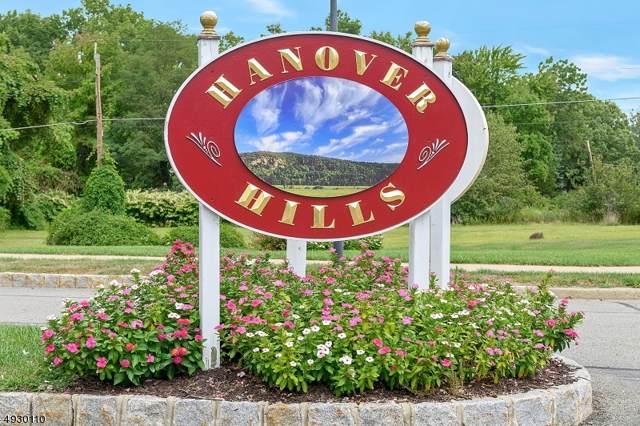 111 Vista Dr, Hanover Twp., NJ 07927 (MLS #3590184) :: SR Real Estate Group