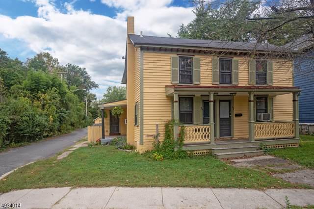 44 Trenton Ave, Frenchtown Boro, NJ 08825 (MLS #3590590) :: Pina Nazario