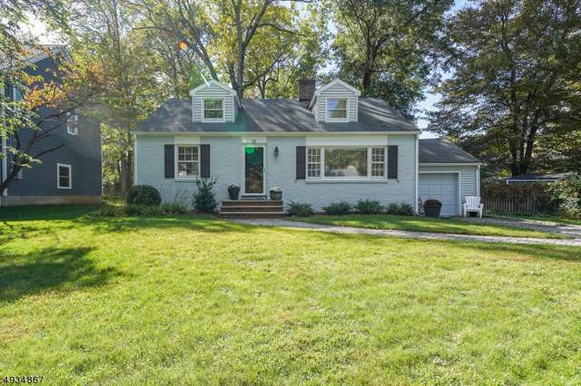35 Jackson Ave, Chatham Boro, NJ 07928 (#3591390) :: The Force Group, Keller Williams Realty East Monmouth