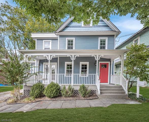629 Ridgewood Rd, Maplewood Twp., NJ 07040 (MLS #3591893) :: Coldwell Banker Residential Brokerage