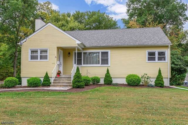 285 Union Ave, New Providence Boro, NJ 07974 (MLS #3592205) :: Coldwell Banker Residential Brokerage