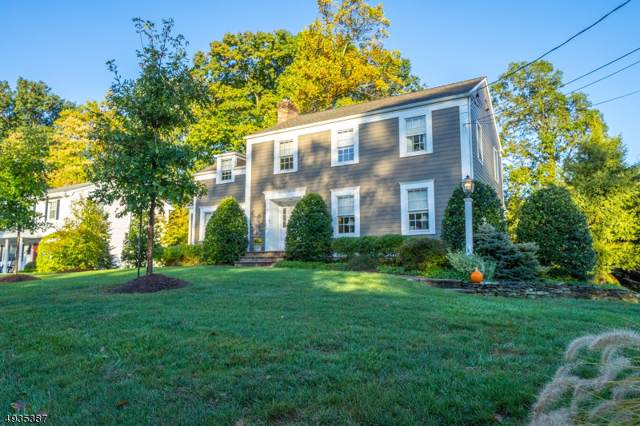 18 Mitchell Ave, Chatham Twp., NJ 07928 (MLS #3592429) :: Coldwell Banker Residential Brokerage