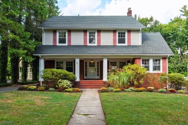 77 Overlook Rd, Montclair Twp., NJ 07043 (MLS #3592818) :: SR Real Estate Group