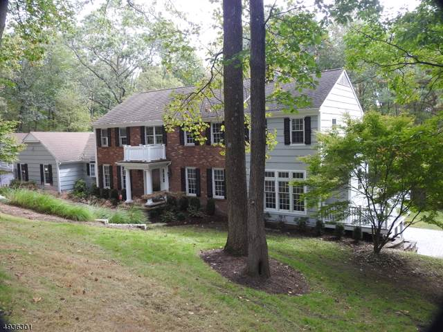 22 Saddle Hill Rd, Mendham Twp., NJ 07931 (MLS #3592848) :: SR Real Estate Group