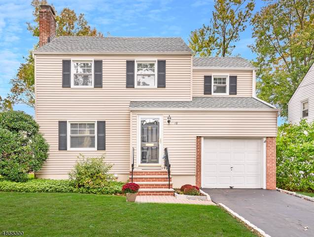 18 Yale St, Chatham Boro, NJ 07928 (MLS #3593301) :: RE/MAX Select