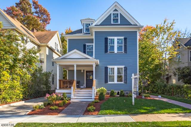 18 King St B, Morristown Town, NJ 07960 (MLS #3593506) :: RE/MAX Select