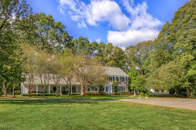 1 Chapin Rd, Bernardsville Boro, NJ 07924 (MLS #3593587) :: William Raveis Baer & McIntosh