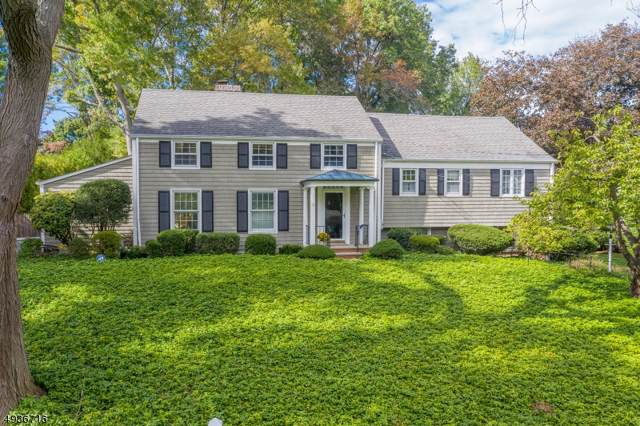 54 Rolling Hill Dr, Chatham Twp., NJ 07928 (MLS #3593643) :: The Sikora Group