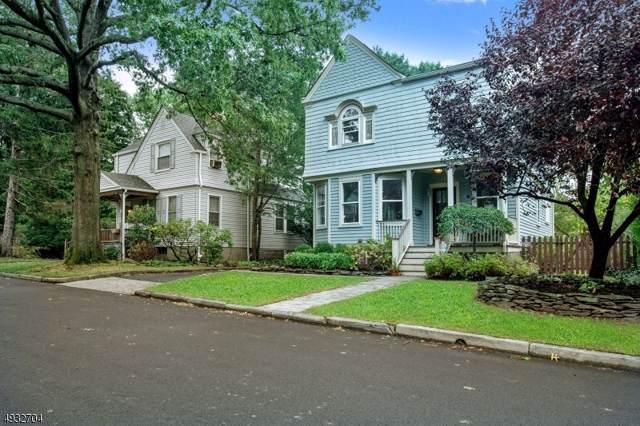 7 Valley Pl, Montclair Twp., NJ 07043 (MLS #3593696) :: SR Real Estate Group