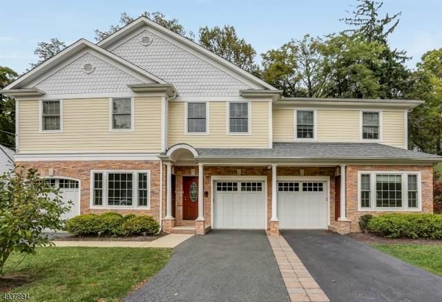 69 Wetmore Ave Unit 2 #2, Morristown Town, NJ 07960 (MLS #3594315) :: The Douglas Tucker Real Estate Team LLC