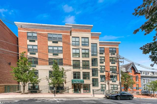 7 Prospect St 506 #506, Morristown Town, NJ 07960 (MLS #3594870) :: Mary K. Sheeran Team