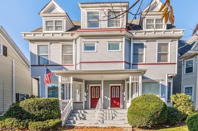 30 Sussex Avenue Unit 1 #1, Morristown Town, NJ 07960 (MLS #3595332) :: The Douglas Tucker Real Estate Team LLC