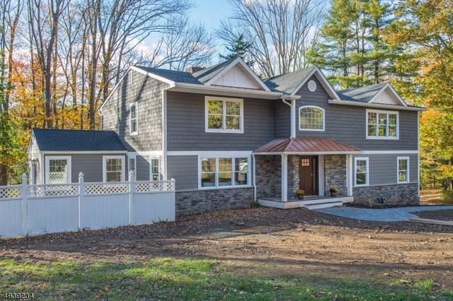 21 Old Mendham Rd, Morris Twp., NJ 07960 (MLS #3595517) :: The Douglas Tucker Real Estate Team LLC