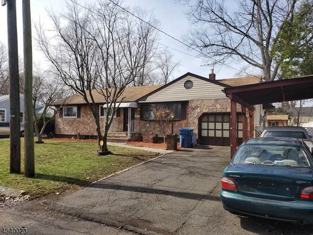 1600 Meister St, Piscataway Twp., NJ 08854 (MLS #3596160) :: Coldwell Banker Residential Brokerage