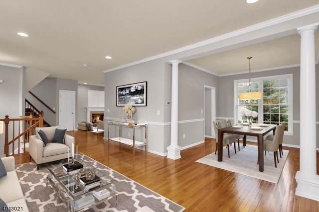 105 Arrowgate Dr, Randolph Twp., NJ 07869 (MLS #3597013) :: The Douglas Tucker Real Estate Team LLC