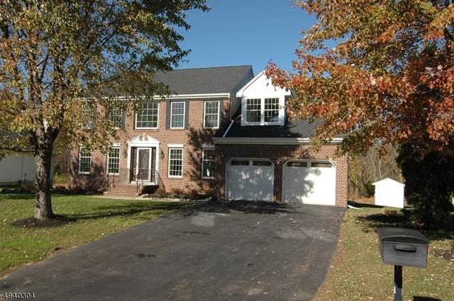 91 Crenshaw Dr, Mount Olive Twp., NJ 07836 (MLS #3597165) :: REMAX Platinum