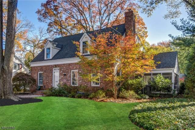 832 Stevens Ave, Westfield Town, NJ 07090 (MLS #3597817) :: SR Real Estate Group
