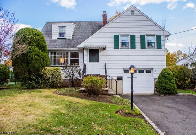 27 Mendell Ave, Cranford Twp., NJ 07016 (MLS #3598516) :: The Sue Adler Team