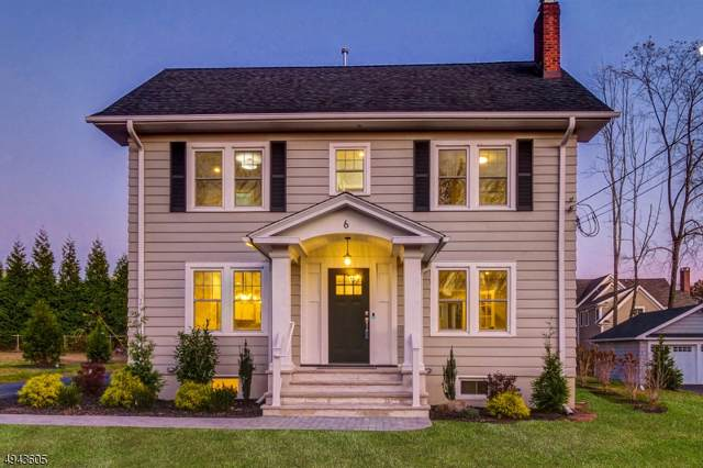 6 Loantaka Way, Madison Boro, NJ 07940 (MLS #3599947) :: SR Real Estate Group