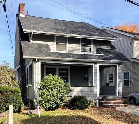 64 Lexington Ave, Bloomfield Twp., NJ 07003 (MLS #3600116) :: William Raveis Baer & McIntosh