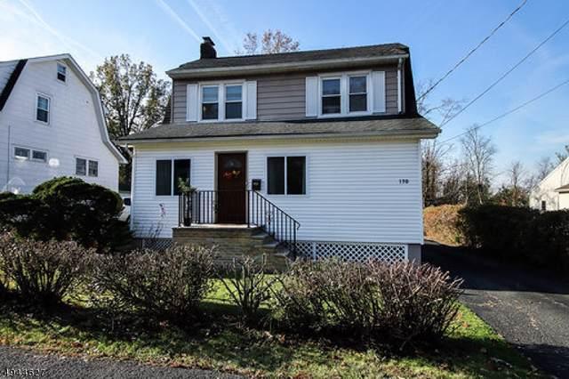 170 E Cedar St, Livingston Twp., NJ 07039 (MLS #3600789) :: SR Real Estate Group