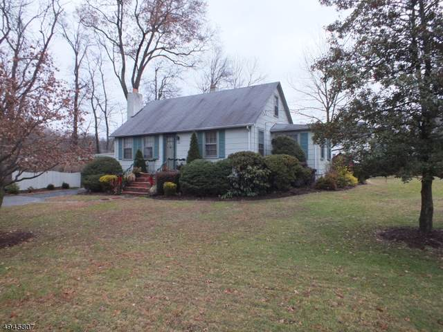 162 Cedar Knolls Rd, Hanover Twp., NJ 07981 (MLS #3601586) :: William Raveis Baer & McIntosh