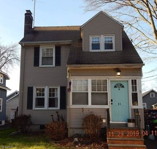 21 Paterson Rd, Fanwood Boro, NJ 07023 (MLS #3603546) :: The Dekanski Home Selling Team