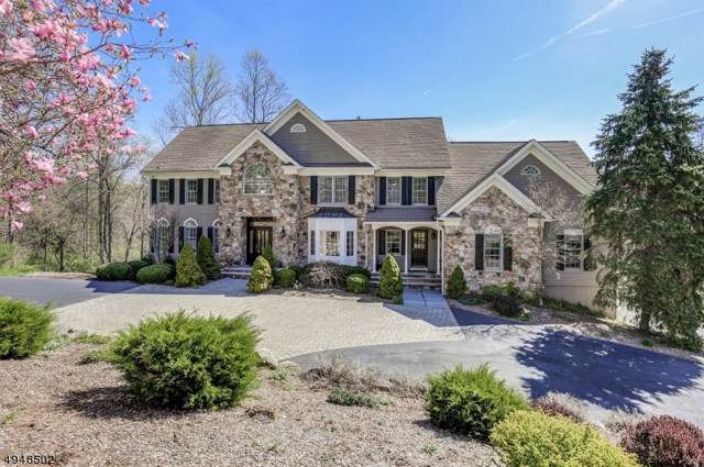 5 Heath Dr, Chester Twp., NJ 07930 (MLS #3605093) :: William Raveis Baer & McIntosh