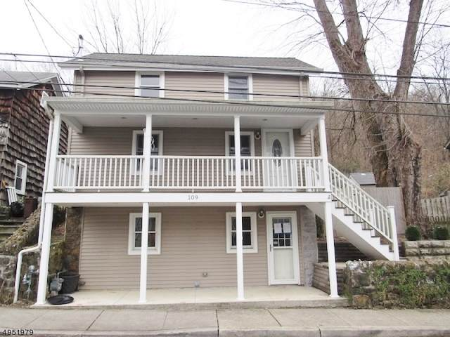 109 Main St, Glen Gardner Boro, NJ 08826 (MLS #3606987) :: Coldwell Banker Residential Brokerage