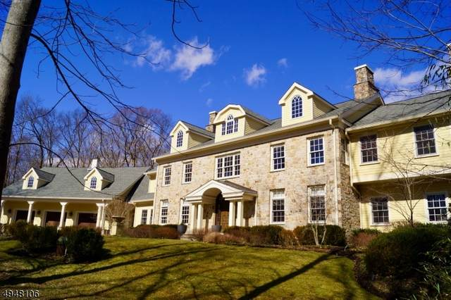 34 Woodland Rd, Harding Twp., NJ 07976 (MLS #3607035) :: The Dekanski Home Selling Team