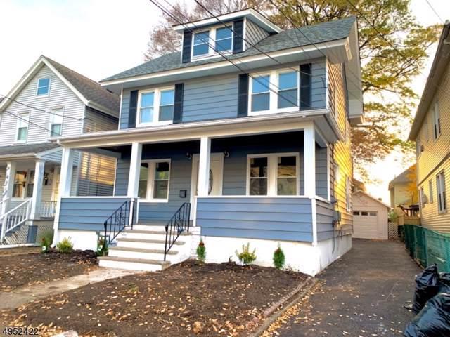 14 Hayes Ave, Elizabeth City, NJ 07202 (MLS #3607372) :: The Sue Adler Team