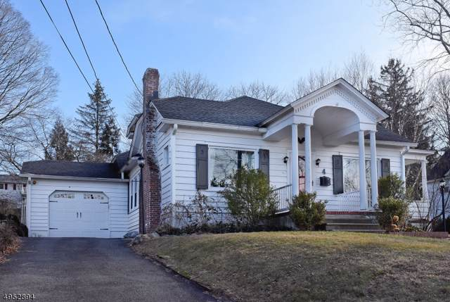 4 Allen Ter, Netcong Boro, NJ 07857 (MLS #3608058) :: William Raveis Baer & McIntosh