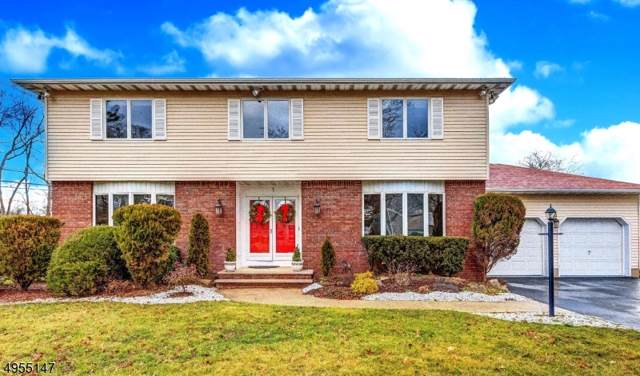 1 Kimberly Ct, Springfield Twp., NJ 07081 (MLS #3609696) :: The Dekanski Home Selling Team