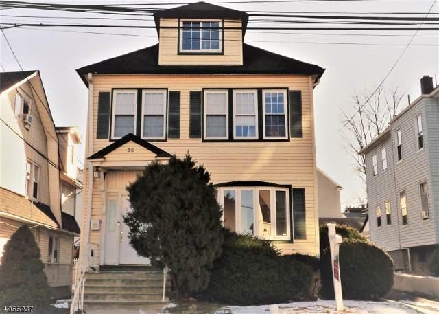 33 Palmer St, Passaic City, NJ 07055 (#3609952) :: NJJoe Group at Keller Williams Park Views Realty