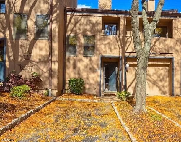 103 Stephanie Dr #103, North Caldwell Boro, NJ 07006 (MLS #3610063) :: SR Real Estate Group