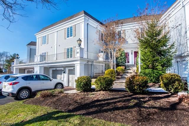 110 Terrace Dr #110, Chatham Twp., NJ 07928 (MLS #3610179) :: The Debbie Woerner Team