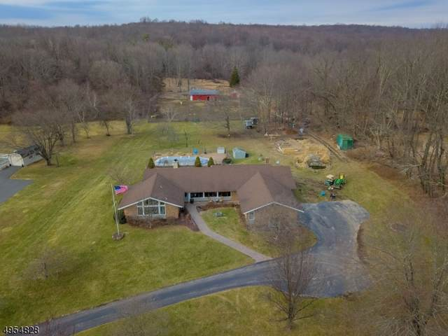 30 Plains Rd, Frankford Twp., NJ 07822 (MLS #3610447) :: The Sikora Group