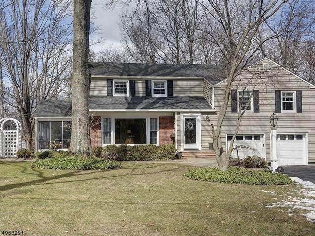 23 Lenape Trl, Chatham Twp., NJ 07928 (MLS #3611190) :: SR Real Estate Group