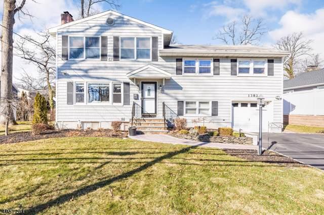 1382 Birch Hill Rd, Mountainside Boro, NJ 07092 (MLS #3611514) :: Weichert Realtors