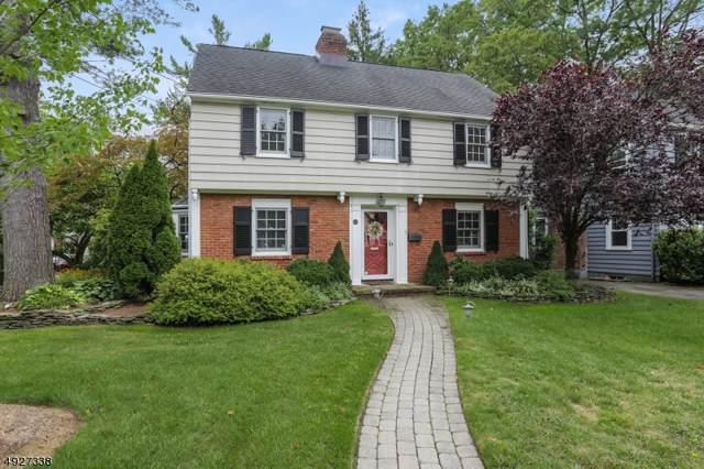 100 Meadowbrook Rd, Millburn Twp., NJ 07078 (MLS #3611974) :: SR Real Estate Group
