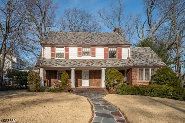 403 Lenox Ave, South Orange Village Twp., NJ 07079 (MLS #3612826) :: Coldwell Banker Residential Brokerage