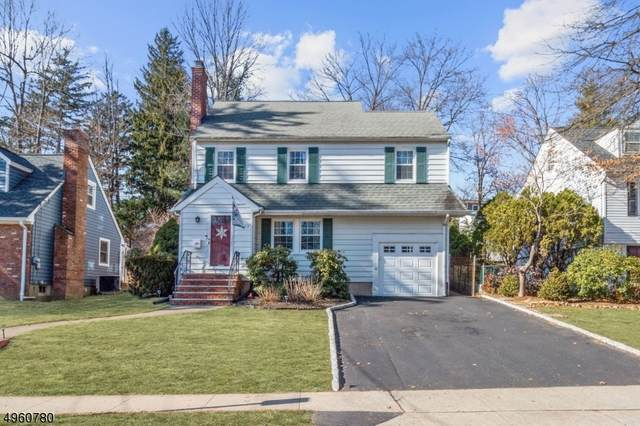 103 Smull Ave, West Caldwell Twp., NJ 07006 (MLS #3614553) :: Pina Nazario