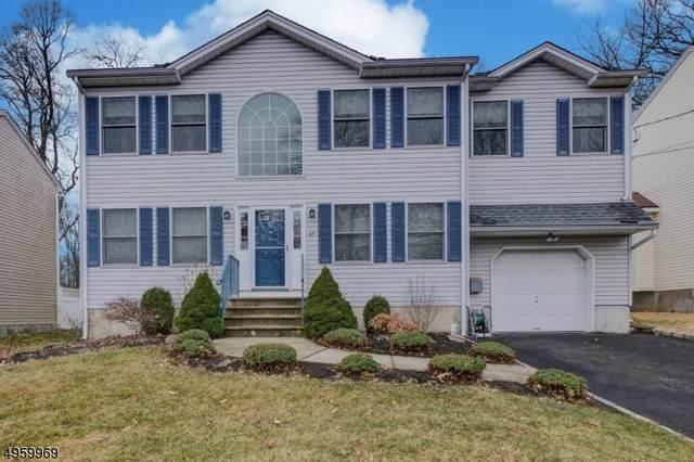 87 Farmingdale Dr., Parsippany-Troy Hills Twp., NJ 07054 (MLS #3614586) :: Mary K. Sheeran Team