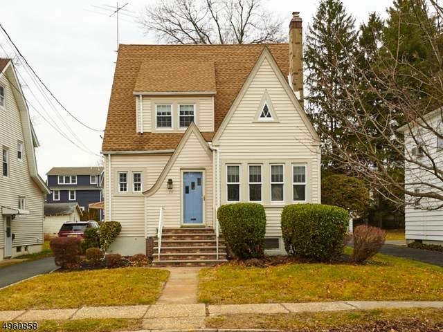 39 Coolidge Rd, Maplewood Twp., NJ 07040 (MLS #3614630) :: The Sue Adler Team