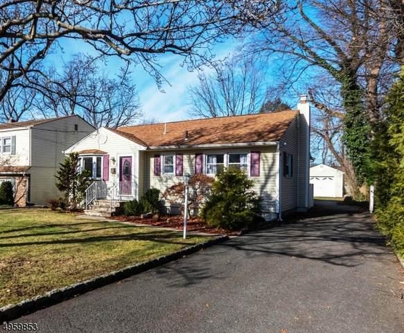19 Elizabeth St, Glen Rock Boro, NJ 07452 (MLS #3614925) :: The Lane Team