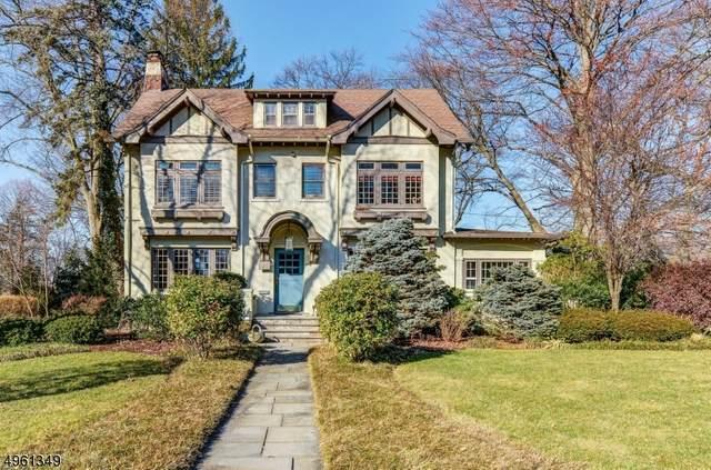 94 Heights Rd, Ridgewood Village, NJ 07450 (MLS #3615067) :: William Raveis Baer & McIntosh