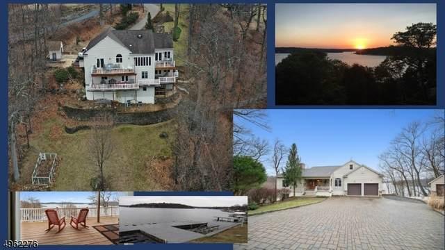 41 Castle Rock Rd, Jefferson Twp., NJ 07849 (MLS #3615960) :: Pina Nazario