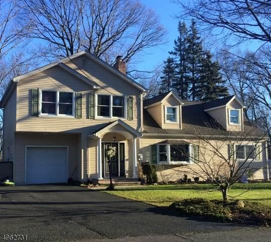 1313 Stony Brook Ln, Mountainside Boro, NJ 07092 (MLS #3616200) :: The Sue Adler Team