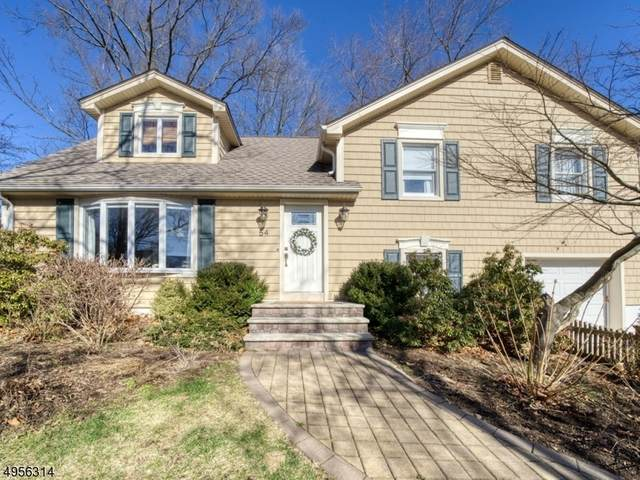 54 Dogwood Rd, Morristown Town, NJ 07960 (MLS #3616559) :: The Douglas Tucker Real Estate Team LLC